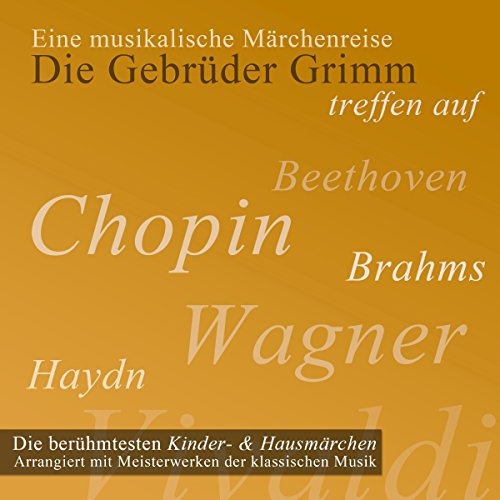 Eine musikalische Märchenreise audiobook cover art