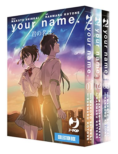 Your name. Collection box: 1-3 [Tre volumi indivisibili]: Vol. 1-3