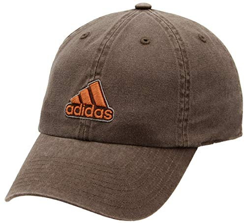 adidas Herren Ultimate Cap, Herren, Brown/Longhorn Orange/Simple Brown