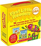 First Little Readers: Guided Reading Levels G & H (Parent Pack): 16 Irresistible Books That Are Just the Right Level for Growing Readers