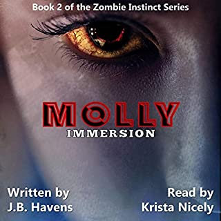 Molly: Immersion  audiobook cover art