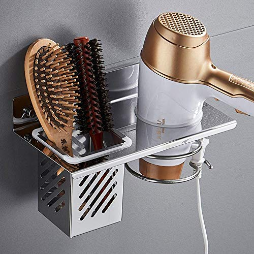 Haardroger/haardroger/haardroger, spiraalvormig, met 1 kop en stekker, multifunctioneel accessoire