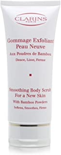 Clarins Exfoliating Body Scrub For Smooth Skin with Bamboo Powders by Clarins for Unisex - 6.9 oz Body Care, 207 milliliters