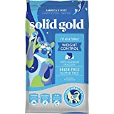 Solid Gold - Fit as a Fiddle with Fresh Caught Alaskan Pollock - Grain Free & Gluten Free - Holistic Weight Control Adult Dry Cat Food -...