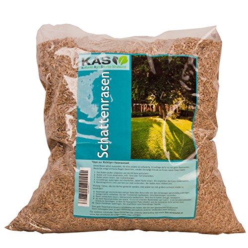 KAS Saatgutmischung (Schattenrasen, 5kg)