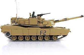 US Stock Henglong 1//16 6.0 M4A3 Sherman RC Tank 3898 360° Turret