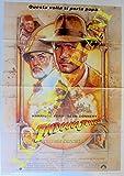 Indiana Jones e l ultima crociata. Regia di Steven Spielberg, con Harrison Ford, Sean Connery, Denholm Elliott, Alison Doody, Michael Byrne, John Rhys-Davies.