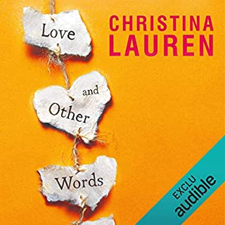 Couverture de Love and Other Words