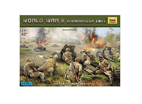 Zvezda Brettspiel Operation Barbarossa 1941