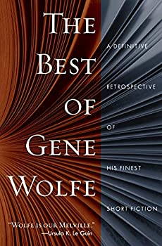 Cover of The Best of Gene Wolfe
