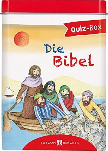 Die Bibel: Quiz-Box