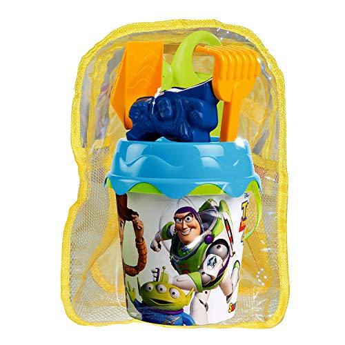 Smoby Toy Story 4 Mochila de Playa con Accesorios, Multicolor (862106)