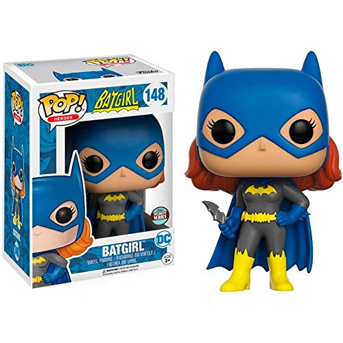 Figura Pop! DC Heroic Batgirl Exclusive