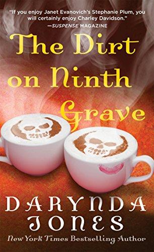 The Dirt on Ninth Grave (Charley Davidson Series, 9)