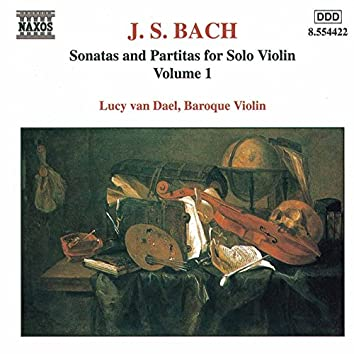 J.S. Bach: Sonatas & Partitas for Solo Violin, BWV 1001-1003
