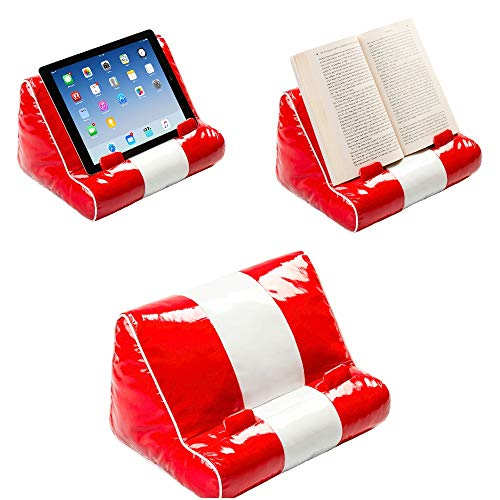 Book Couch iPad Tablet Holder Novelty eReader Rest Sofa Pillow Stand Gift Idea (Diner)