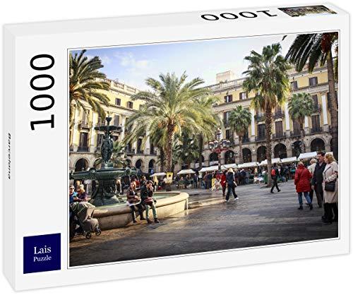 Lais Puzzle Barcellona 1000 Pezzi