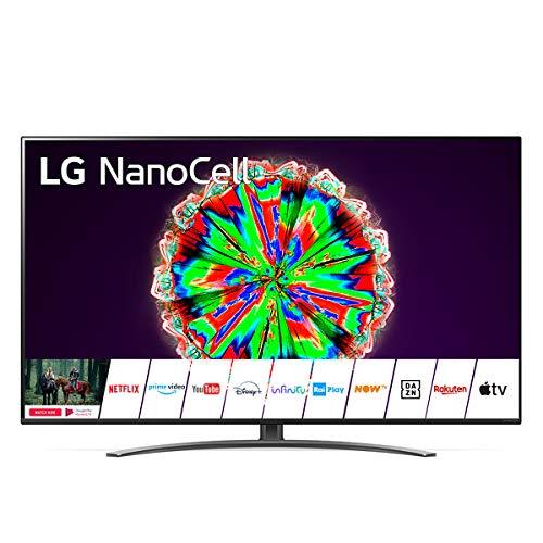 LG NanoCell NANO81 49NANO816NA 124,5 cm (49 ) 4K Ultra HD Smart TV Wi-Fi Nero
