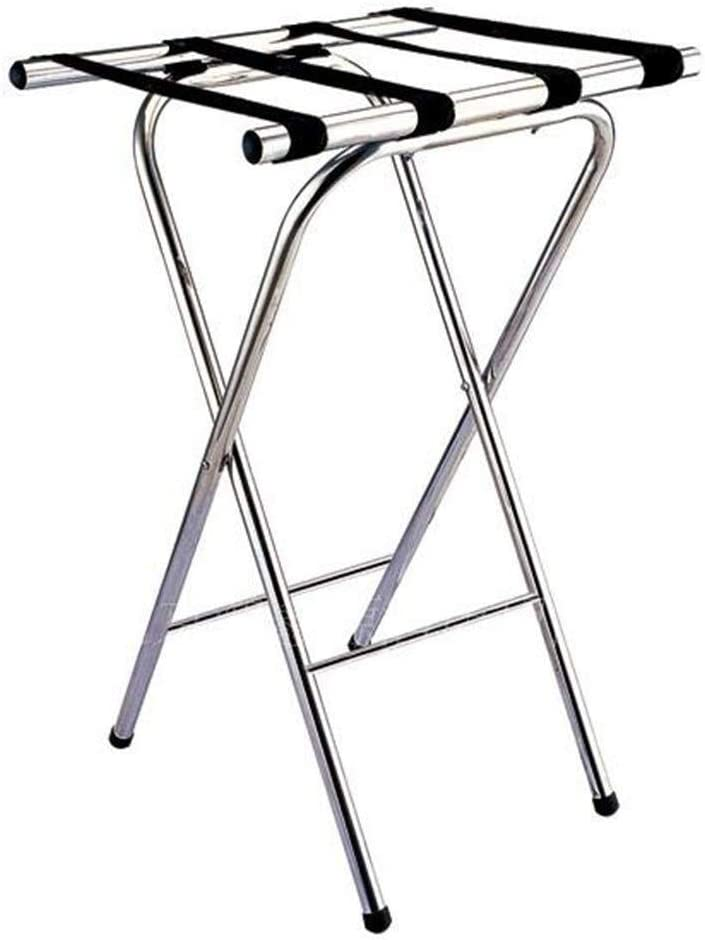 ViewSys Boston Mall Luggage Rack Hotel Stainless Lug Mail order Steel