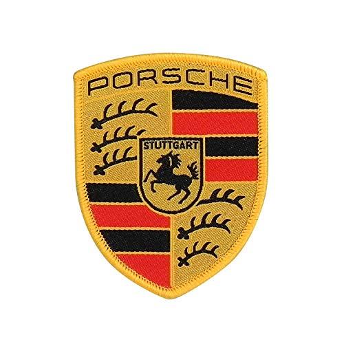 Porsche Crest Sew-on Badge WAP10706714