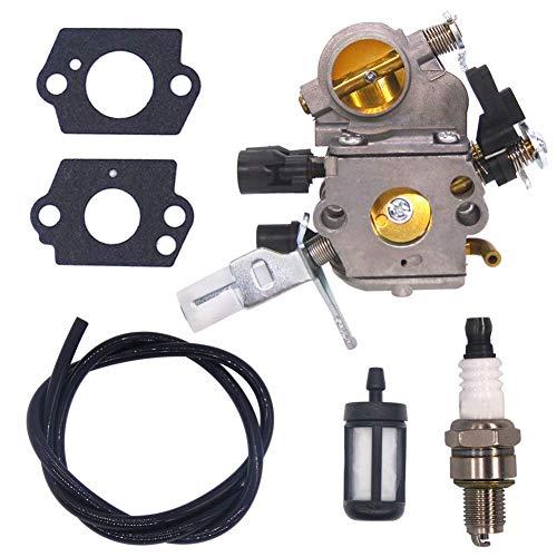 FitBest Carburetor Fits Zama C1Q-S269 Stihl MS181 MS171 MS211 MS201 Chainsaw 11391200612 1139 120 0613, 1139 120 0619 Carb