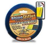 Rhinodillos ORANGE Bicycle Tire Liners 700 x 23-25c Flat Prevention