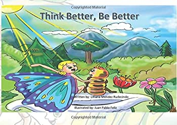Paperback Think Better, Be Better [Large Print] Book