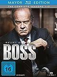 Boss - Die komplette Serie [Blu-ray] - Kelsey Grammer