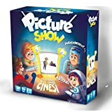 Asmodee Picture Show, Juego de Mesa, edición en Italiano, 8251, Color (Zygomatic