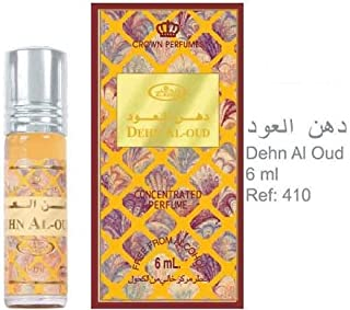 dehn al oud perfume oil