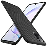iBetter per Samsung Galaxy Note 10 Lite/ A81/ M60s Cover, Ultra Sottile di Gomma, Custodia...