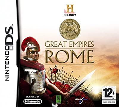 History Great Empires: Rome (Nintendo DS)