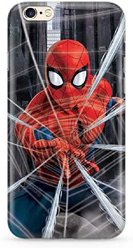Ert Group MPCSPIDERM2756 Cubierta del Teléfono Móvil, Spider Man 008, iPhone 6 Plus, Multicolor