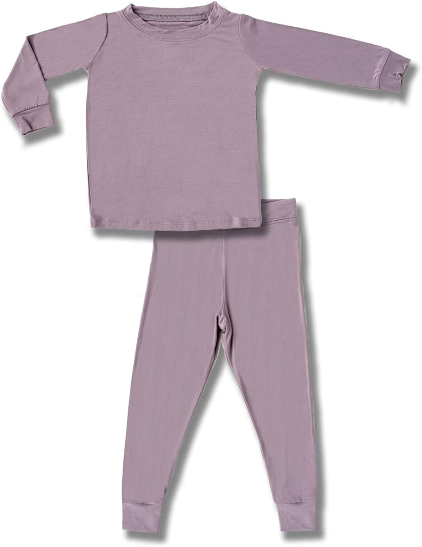 Coo Baby Bamboo Toddler Two Piece Set Pajamas
