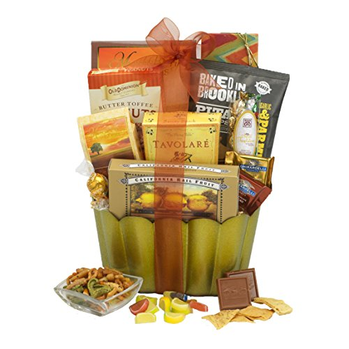 Broadway Basketeers Mothers Day Decadence Gift Basket