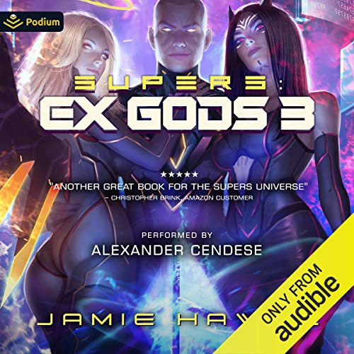 Supers: Ex Gods 3 cover art