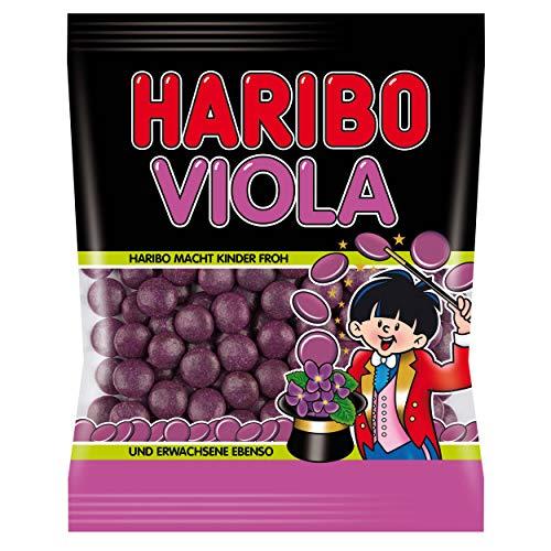 Haribo Viola 125 Gramm Beutel