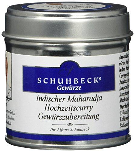 Schuhbecks Indischer Maharadscha Hochzeitscurry, 3er Pack (3 x 45 g)