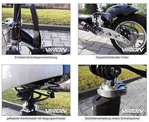 Viron Elektro Scooter (1000 W) - 6