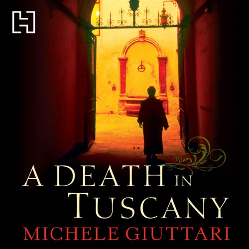 A Death in Tuscany audiobook cover art
