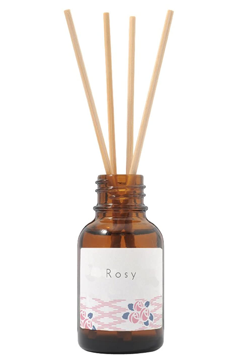 人類黄ばむ概念Rosy ( ロージー) リードディフューザー 20ml