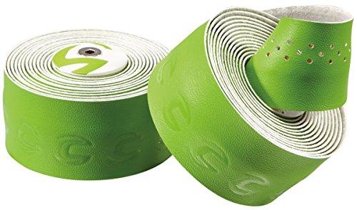 Cannondale, Nastro per Manubrio Superlight Microfiber HBAR Tape, Verde (Green)