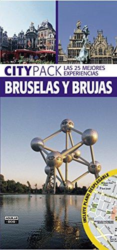 Bruselas y Brujas (Citypack): (Incluye plano desplegable)