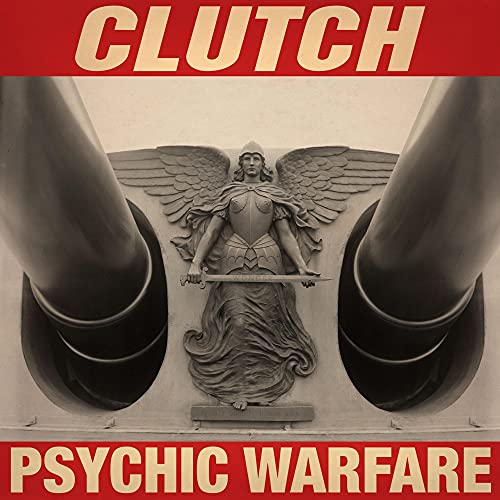 PSYCHIC WARFARE [VINYL]
