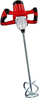 comprar comparacion Einhell TC-MX 1400-2 E - Batidor de pintura, 1400 W, caja de engranajes de 2 velocidades, arranque suave, incluido el agit...
