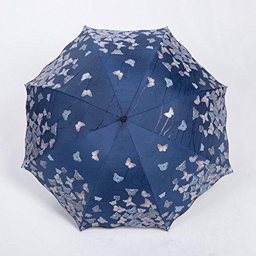 SFSYDDY-water verkleuring zon paraplu zonnebrandcrème Uv bescherming zonnescherm Sen paraplu