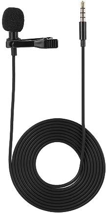 Tihebeyan Microfono con Microfono a Clip, Microfono con Microfono omnidirezionale a condensatore per iPhone Samsung Android e Smartphone Windows - Trova i prezzi più bassi
