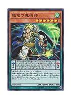 遊戯王 日本語版 SD29-JP004 賤竜の魔術師 (スーパーレア)【 1枚 】