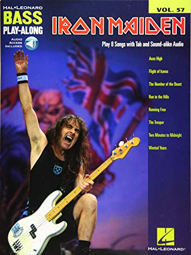 Iron Maiden: Includes Downloadable Audio