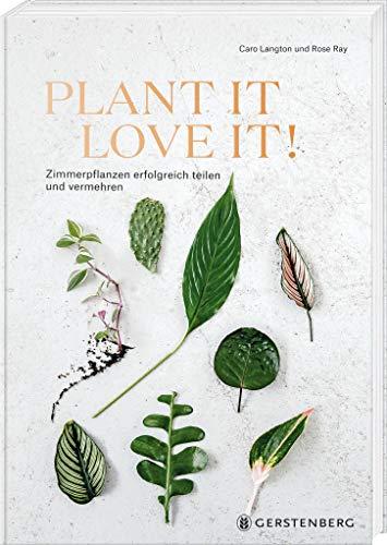 Plant it - Love it!: Zimmerpflanzen erfolgreich teilen und vermehren